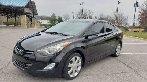 2011 Hyundai Elantra for sale at Nationwide Auto in Merriam KS