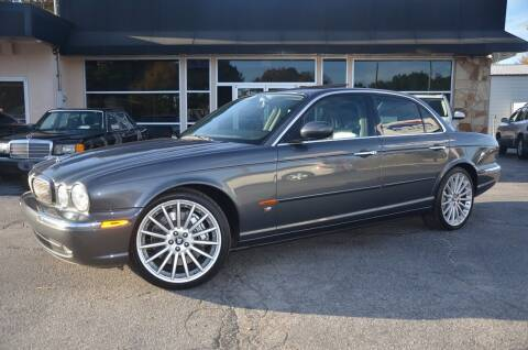2005 Jaguar XJR for sale at Amyn Motors Inc. in Tucker GA