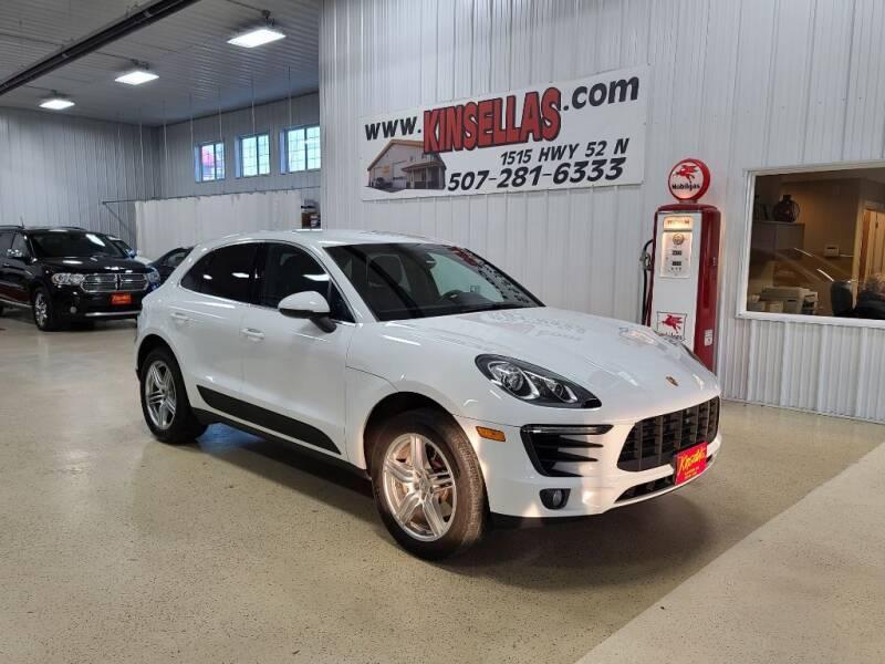 2015 Porsche Macan for sale at Kinsellas Auto Sales in Rochester MN
