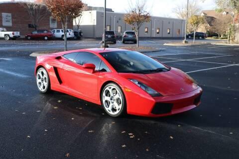 2005 Lamborghini Gallardo for sale at Auto Collection Of Murfreesboro in Murfreesboro TN