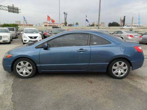 2007 Honda Civic for sale at Talisman Motor City in Houston TX