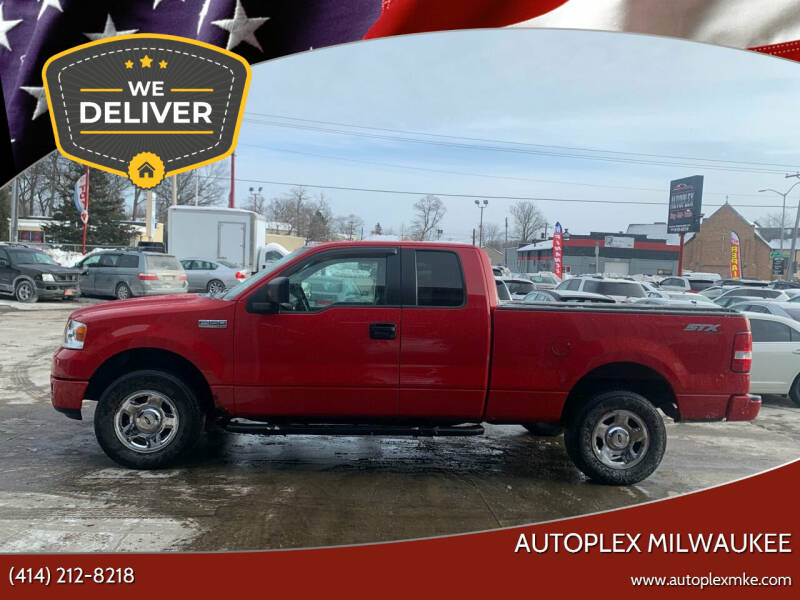 2005 Ford F-150 for sale at Autoplex 2 in Milwaukee WI