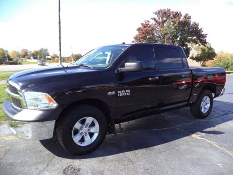 2014 RAM Ram Pickup 1500 for sale at Hawkins Motors Sales - Lot 1 in Hillside MI