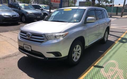 2011 Toyota Highlander for sale at DEALS ON WHEELS in Newark NJ