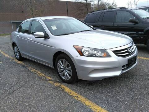 2012 Honda Accord for sale at MOUNT EDEN MOTORS INC in Bronx NY