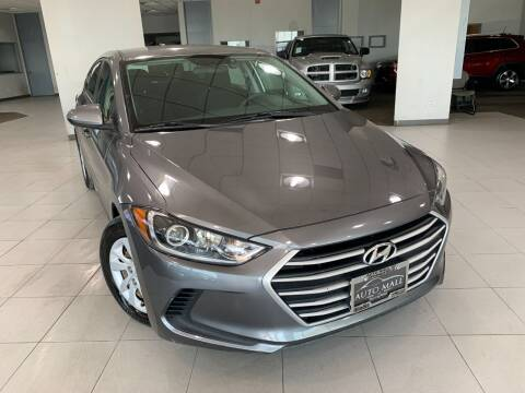 2018 Hyundai Elantra for sale at Auto Mall of Springfield in Springfield IL