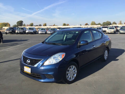 2014 Nissan Versa for sale at My Three Sons Auto Sales in Sacramento CA