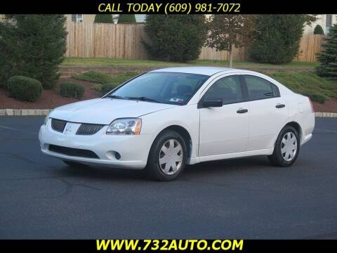 2005 Mitsubishi Galant for sale at Absolute Auto Solutions in Hamilton NJ