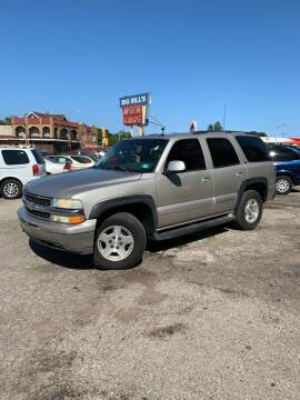 2004 Chevrolet Tahoe for sale at Big Bills in Milwaukee WI