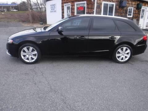 2010 Audi A4 for sale at Trade Zone Auto Sales in Hampton NJ