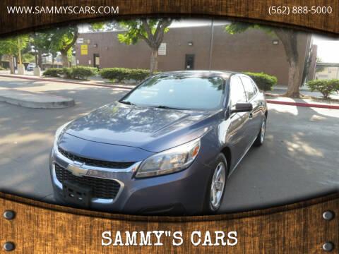 "2014 Chevrolet Malibu for sale at SAMMY""S CARS in Bellflower CA"
