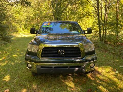 2008 Toyota Tundra for sale at Midtown Motors in Greenbrier TN