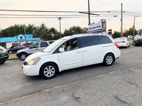 2009 Nissan Quest for sale at New Wave Auto of Vineland in Vineland NJ