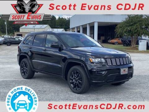 2020 Jeep Grand Cherokee for sale at SCOTT EVANS CHRYSLER DODGE in Carrollton GA