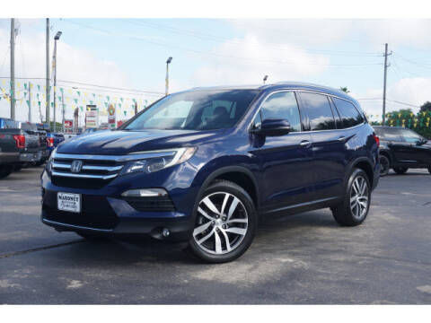 2016 Honda Pilot for sale at Maroney Auto Sales in Humble TX