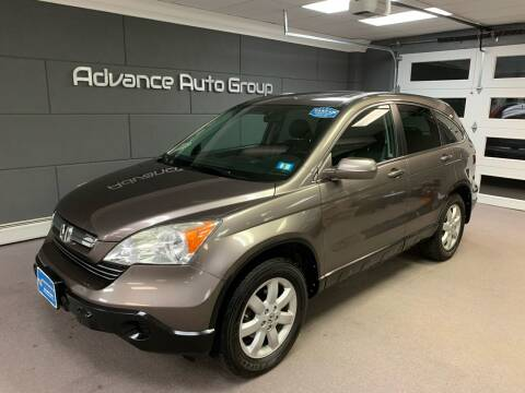 2009 Honda CR-V for sale at Advance Auto Group, LLC in Chichester NH