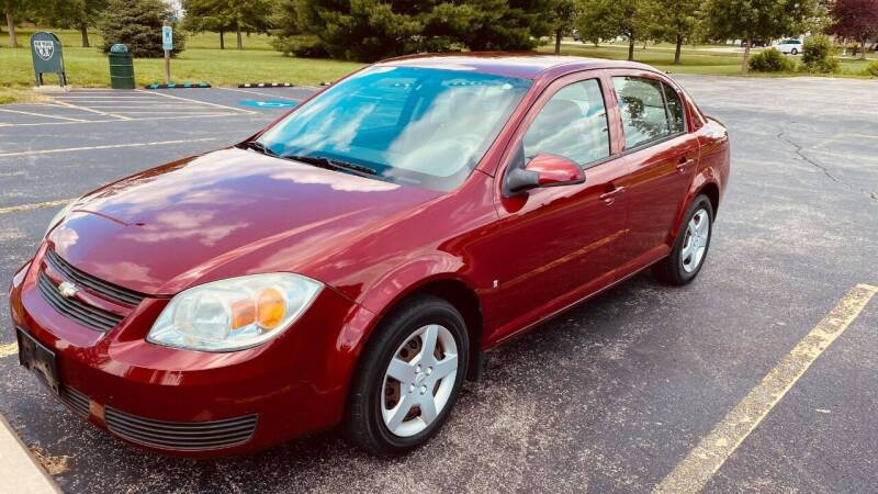 2007 Chevrolet Cobalt for sale at Brown's Truck Accessories Inc in Forsyth IL