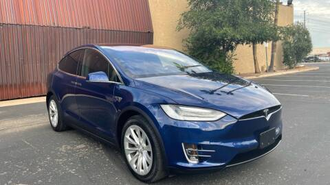 2016 Tesla Model X for sale at Autodealz in Tempe AZ