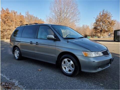 2001 Honda Odyssey for sale at Elite 1 Auto Sales in Kennewick WA