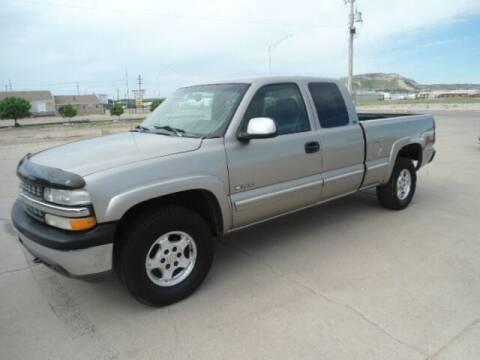 2000 Chevrolet Silverado 1500 for sale at Twin City Motors in Scottsbluff NE