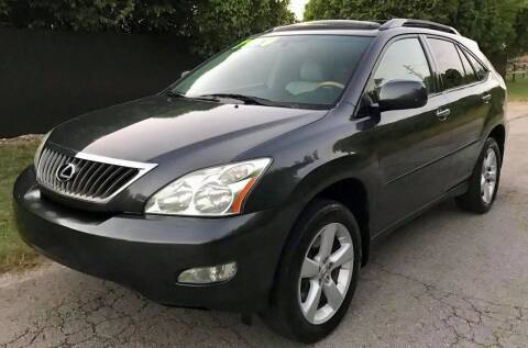 2008 Lexus RX 350 for sale at LA Motors Miami in Miami FL