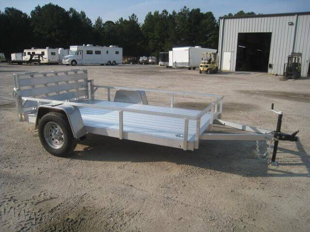 2021 Continental Cargo Rough Rider Aluminum 6.5x10 Op for sale at Vehicle Network - HGR'S Truck and Trailer in Hope Mill NC