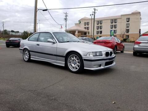 1998 BMW M3 for sale at Atlantic Auto Exchange Inc in Durham NC
