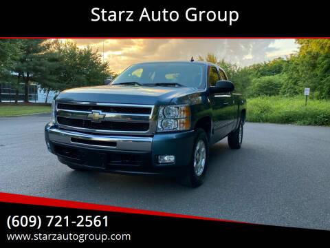 2011 Chevrolet Silverado 1500 for sale at Starz Auto Group in Delran NJ