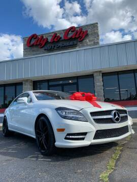 2014 Mercedes-Benz CLS for sale at City to City Auto Sales in Richmond VA