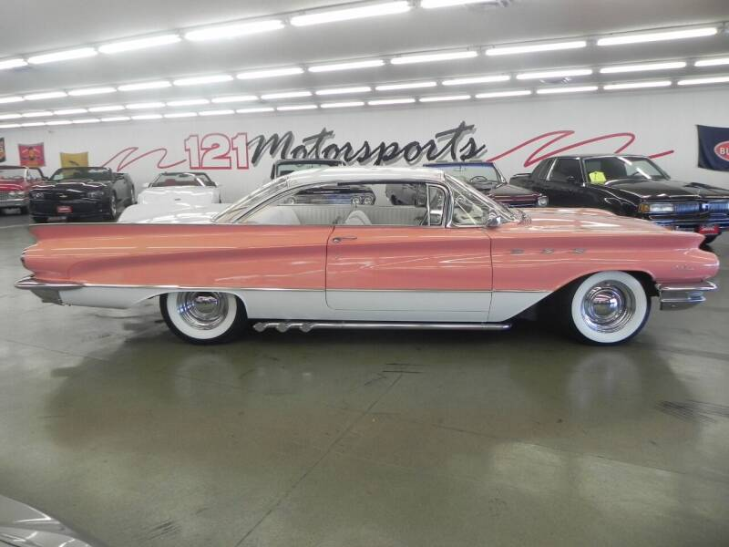 1960 Buick LeSabre for sale at 121 Motorsports in Mt. Zion IL