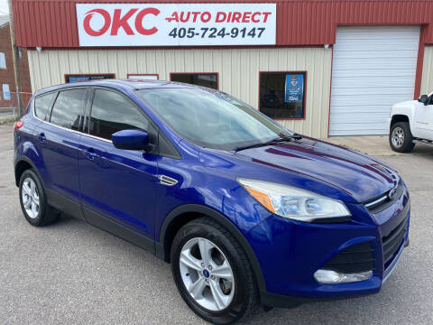 2014 Ford Escape for sale at OKC Auto Direct in Oklahoma City OK