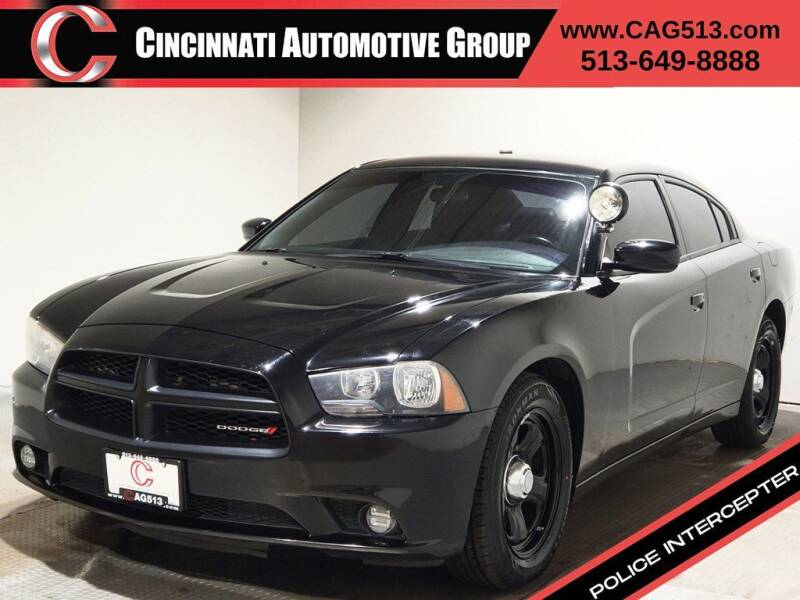 2013 Dodge Charger for sale at Cincinnati Automotive Group in Lebanon OH