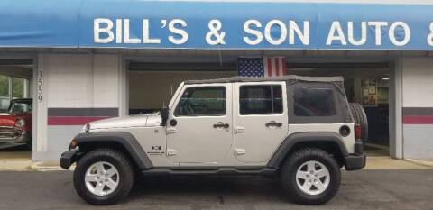 2007 Jeep Wrangler Unlimited for sale at Bill's & Son Auto/Truck Inc in Ravenna OH