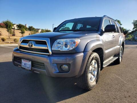 2007 Toyota 4Runner for sale at 707 Motors in Fairfield CA