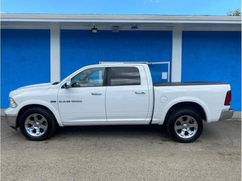 2012 RAM Ram Pickup 1500 for sale at Khodas Cars in Gilroy CA