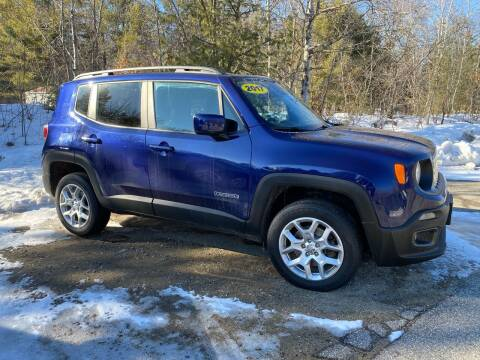 2017 Jeep Renegade for sale at Downeast Auto Inc in South Waterboro ME