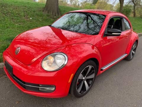 2012 Volkswagen Beetle for sale at Morris Ave Auto Sale in Elizabeth NJ