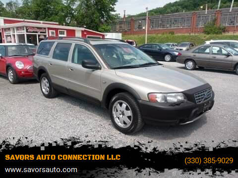 2001 Volvo V70 for sale at SAVORS AUTO CONNECTION LLC in East Liverpool OH