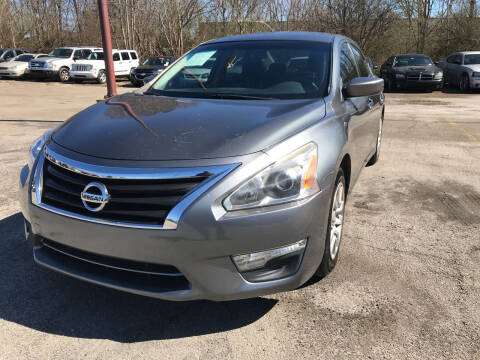 2015 Nissan Altima for sale at Certified Motors LLC in Mableton GA