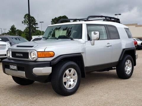 2007 Toyota FJ Cruiser for sale at Tyler Car  & Truck Center in Tyler TX
