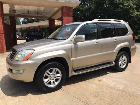 2004 Lexus GX 470 for sale at Dreamers Auto Sales in Statham GA