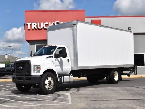 2017 Ford F-650 Super Duty for sale at Trucksmart Isuzu in Morrisville PA