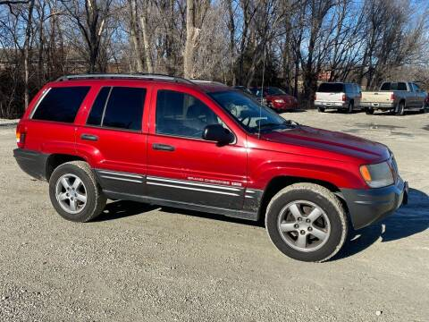 2004 Jeep Grand Cherokee for sale at Kansas Car Finder in Valley Falls KS