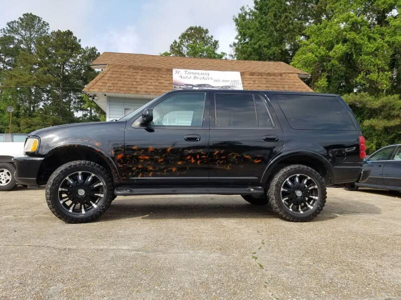 1998 Ford Expedition for sale at St. Tammany Auto Brokers in Slidell LA