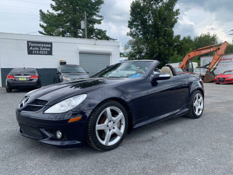 2008 Mercedes-Benz SLK for sale at Tennessee Auto Sales in Elizabethton TN