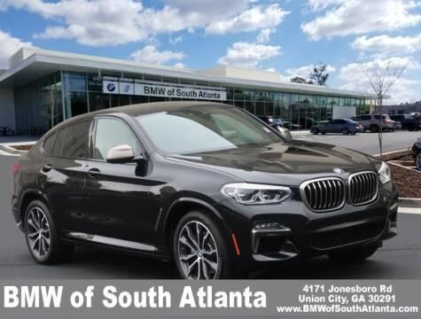 2020 BMW X4 for sale at Carol Benner @ BMW of South Atlanta in Union City GA