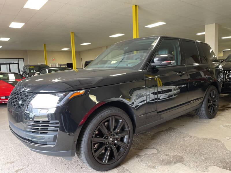 2018 Land Rover Range Rover for sale at Vantage Auto Wholesale in Lodi NJ