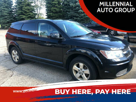2009 Dodge Journey for sale at MILLENNIAL AUTO GROUP in Farmington Hills MI