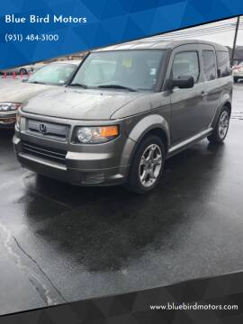 2007 Honda Element for sale at Blue Bird Motors in Crossville TN