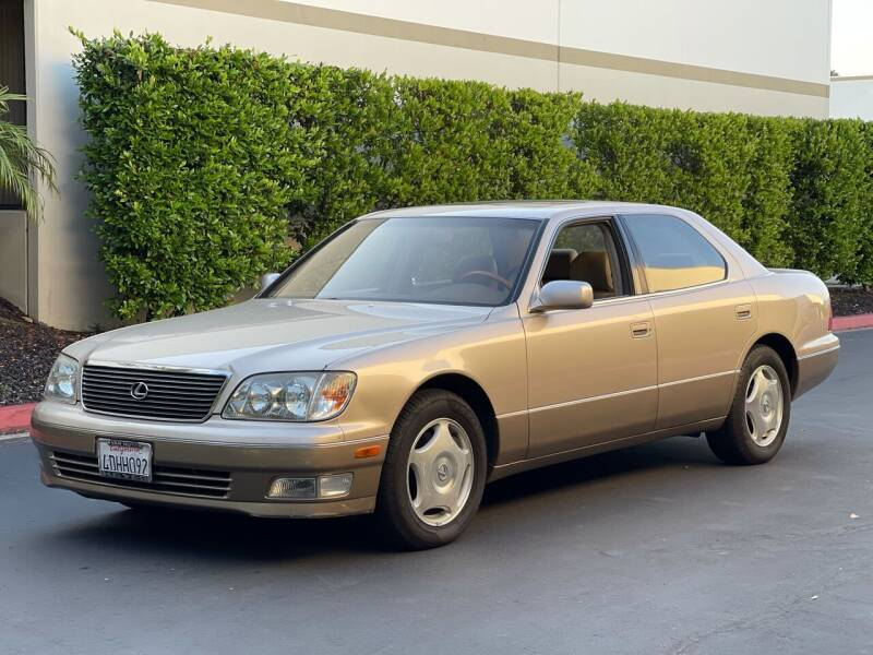 1998 Lexus LS 400 for sale at DieselIt in Laguna Hills CA